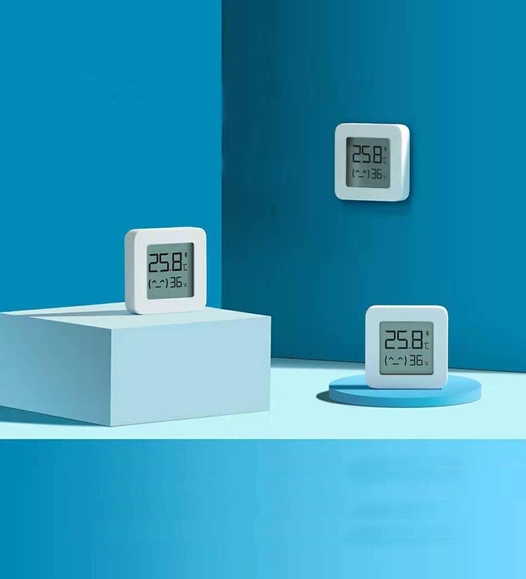 3x Termometr XIAOMI Mijia Bluetooth za $13.99 / ~54zł