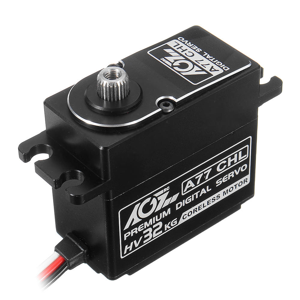 AGF A77 CHL Waterproof Standard Digital Servo