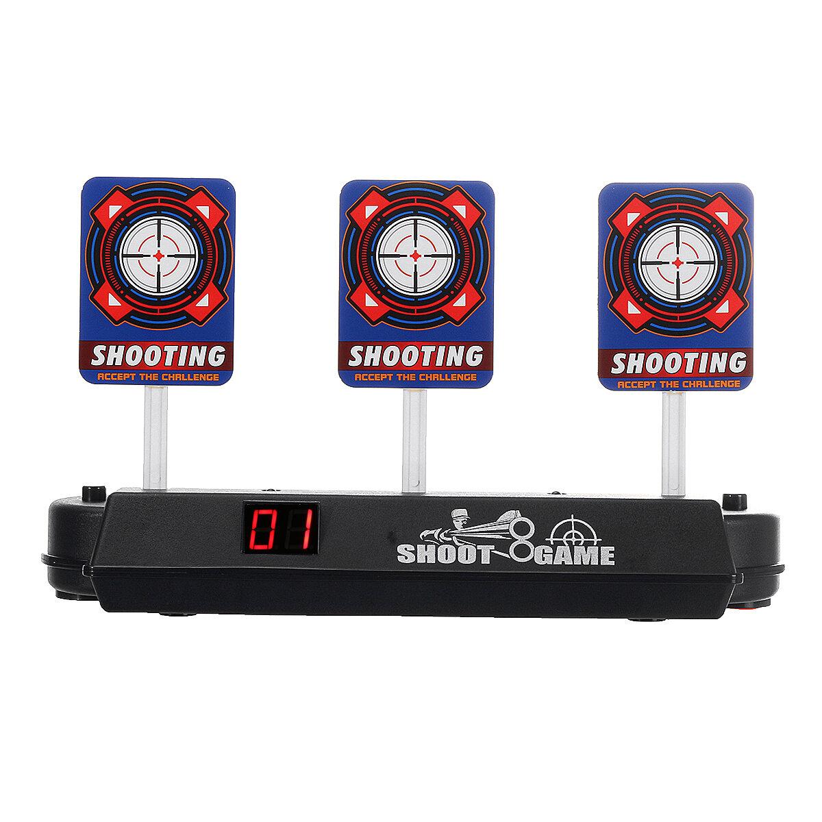 Mini Electronic Scoring Target Electric Score Bullet Shooting Target Toy, Banggood  - buy with discount