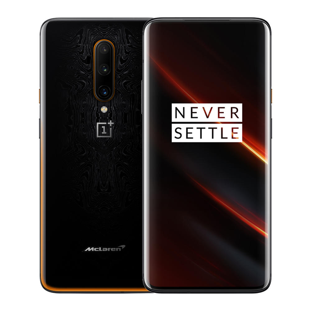 OnePlus 7T Pro CN Version 6.67 inch 90Hz Fluid AMOLED Display HDR10+ Android 10 NFC 4085mAh 48MP Triple Rear Cameras 12GB RAM 256GB ROM UFS 3.0 Snapdragon 855 Plus Octa Core 2.96GHz 4G Smartphone