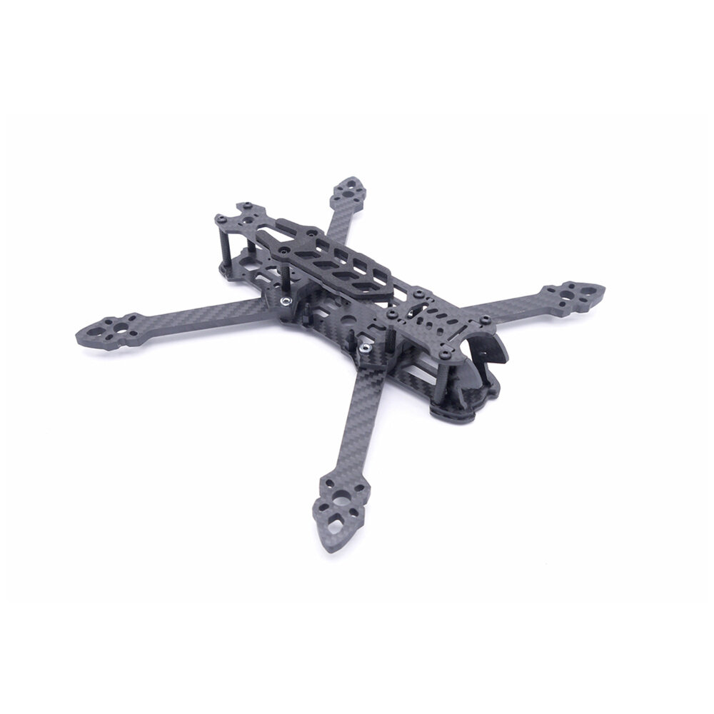 Jarvis 237mm/298mm 5/7Inch 5mm Arm Carbon Fiber Frame Kit For FPV Racing RC Drone