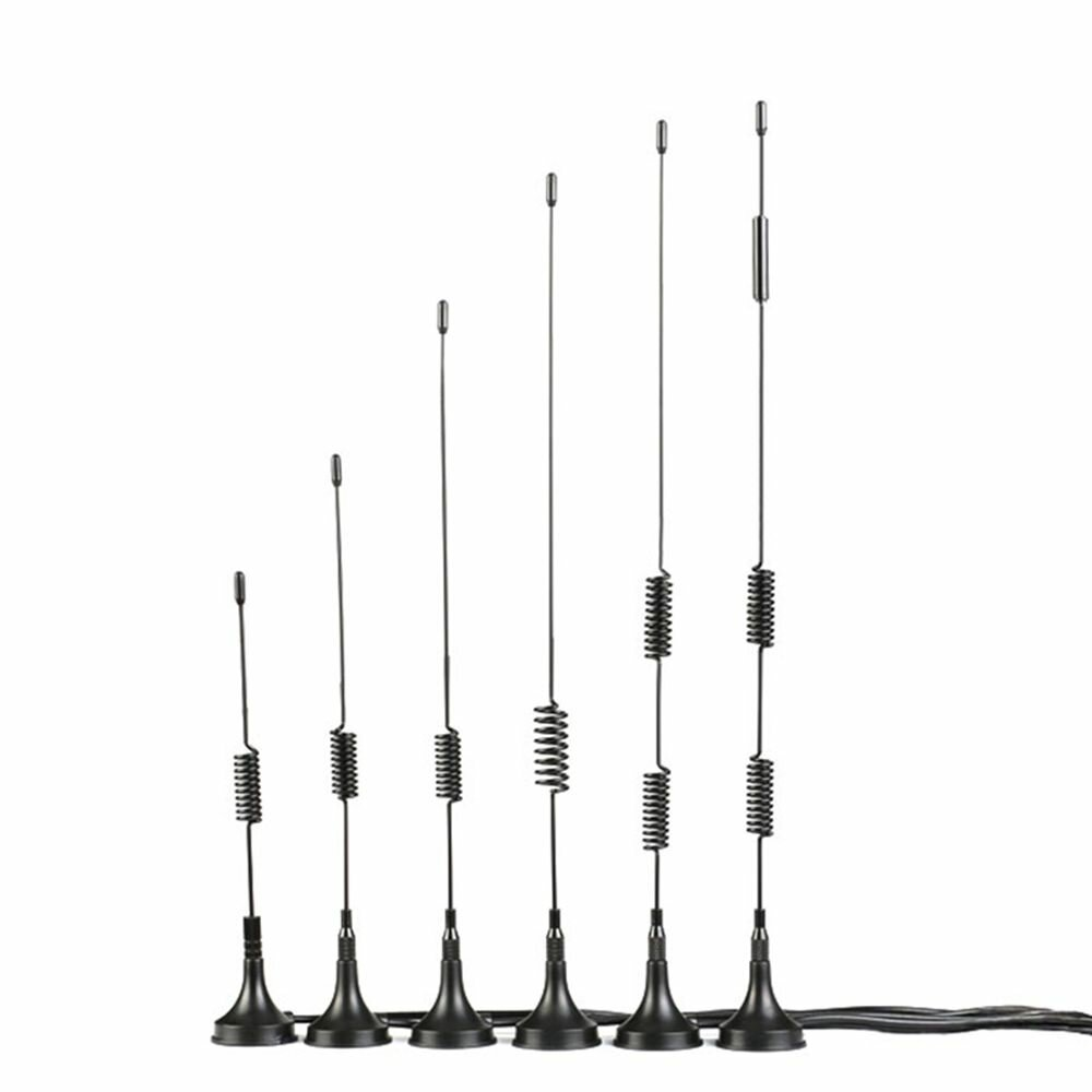 3G 4G High Gain Sucker Aerial Wifi Antenna 5/6/7/9/10/15DBI 3M Extension Cable SMA Male Connector For CDMA/GPRS/GSM/LTE