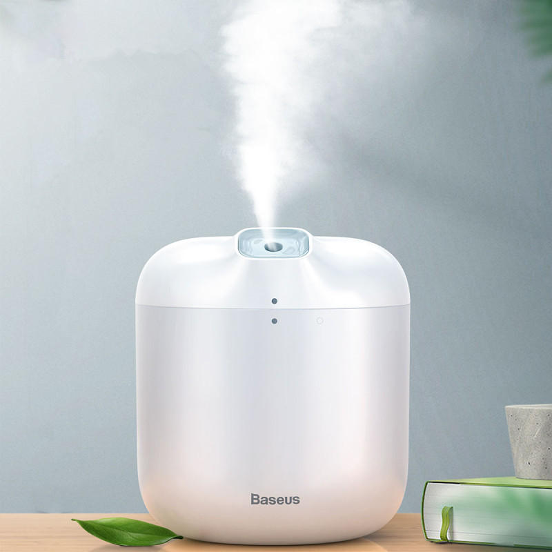 BASEUS Elephant 600ML Large Capacity Humidifier with Night Light Function for Home Office