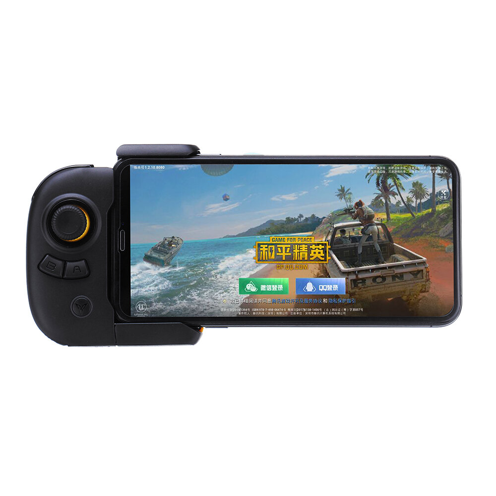Flydigi Wasp2 bluetooth Gamepad for PUBG Mobile Games Automatic Pressure Game Controller for iOS Android Phone
