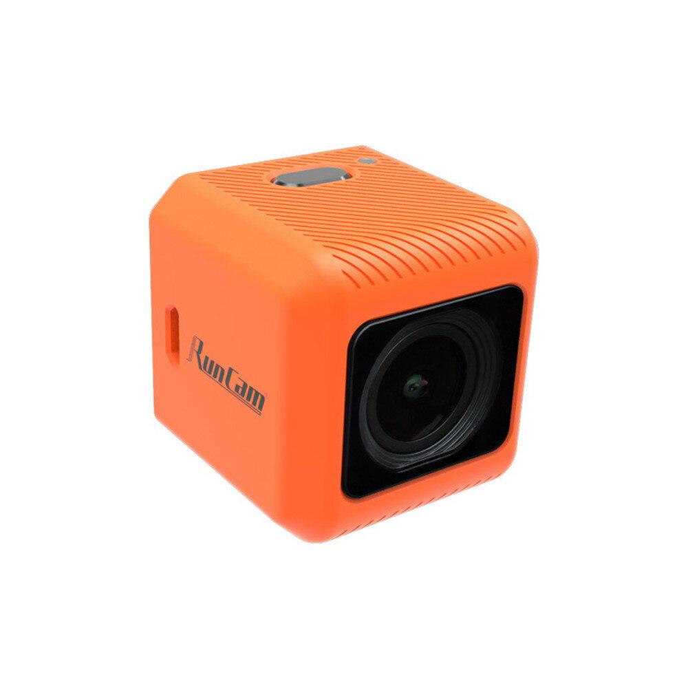 RunCam 5 Orange 12MP 4:3 145°FOV 56g Ultra-light 4K HD FPV Camera