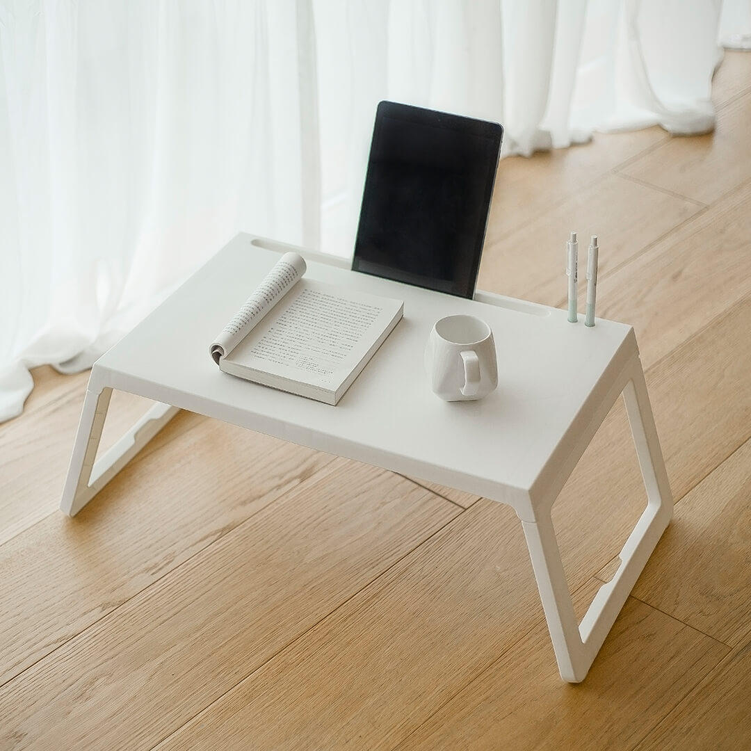 Xiaomi Youpin Foldable Study Desk Adjule Sofa Bed Tray Table Laptop With Folding Legs For Home Office