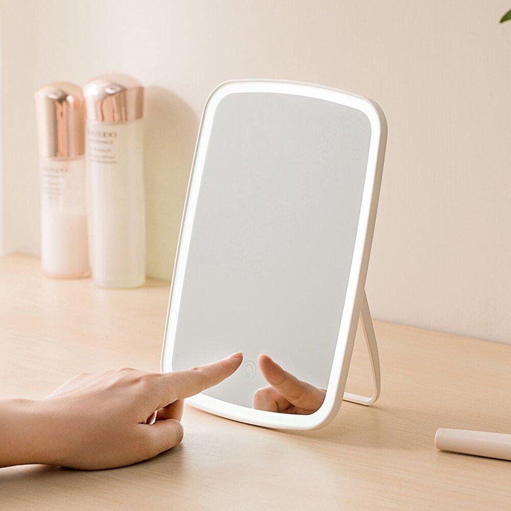 Podświetlane lusterko do makijażu Xiaomi za $14.99 / ~64zł