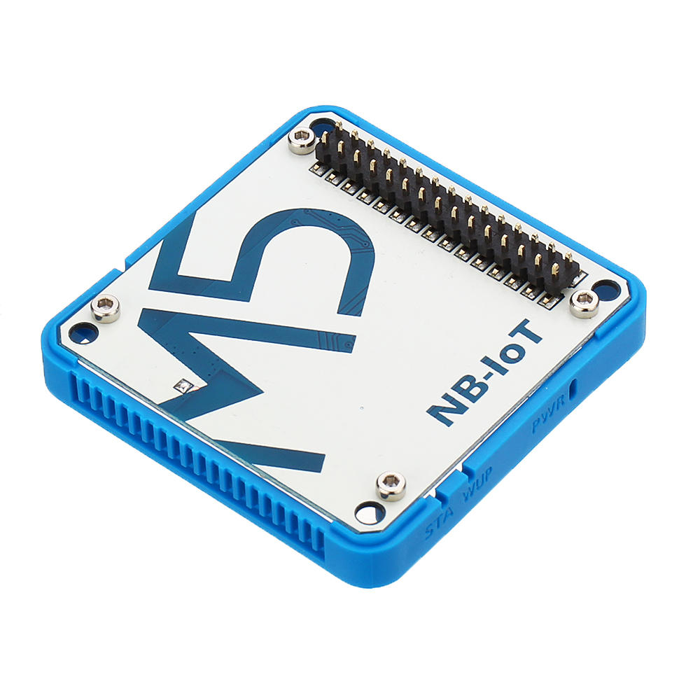M5Stack® NB-IoT Wireless Communication Module M5311 Module UART DC 5V With Nano IOT SIM Card