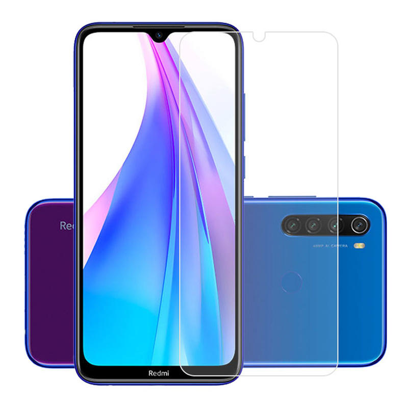 Bakeey HD Clear 9H Anti-explosion Tempered Glass Screen Protector for Xiaomi Redmi Note 8T