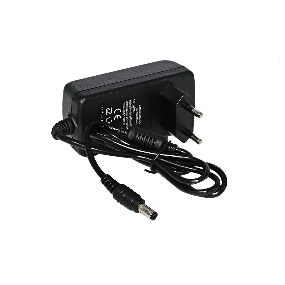 Hiseeu AC 100-240V to DC 12V 2A Switch Switching Power Supply Converter Adapter EU UK US AU 5.5mm*2.5mm Plug