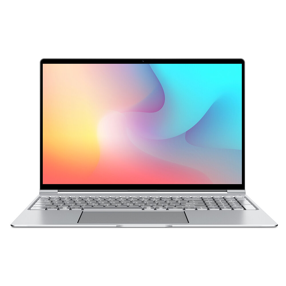 Teclast F15 Laptop 15.6 inch Intel N4100 8GB RAM DDR4 256 ROM SSD Intel UHD Graphics 600 - Silver
