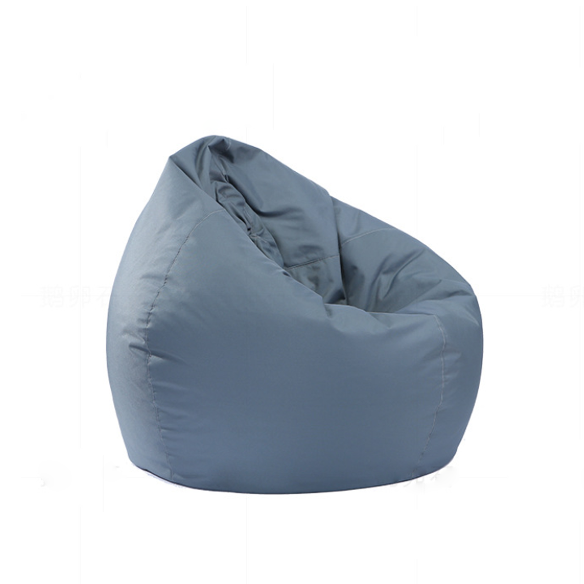 80x90cm Portable Lounge Bean Bag Cover
