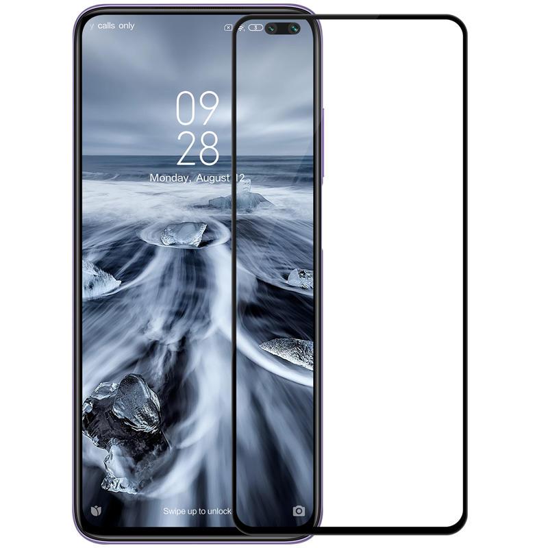 NILLKIN Удивительный CP + PRO против взрывов Полный клей Полный охват Закаленное стекло-экран протектор для Xiaomi Redmi K30 / Xiaomi Redmi K30 5G