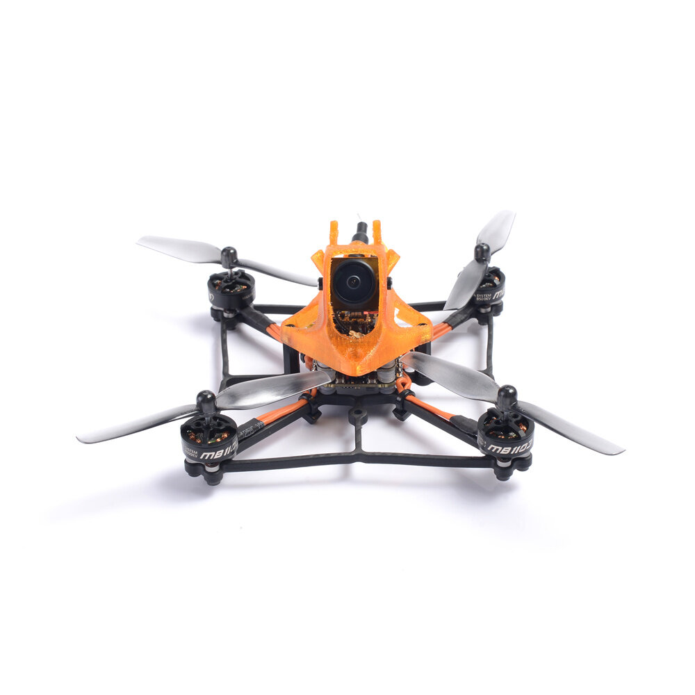 Diatone GTB229 Cube 105mm 2.5Inch 2S 8500KV/1000KV PNP FPV Racing RC Drone
