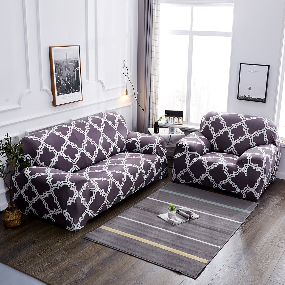 seater elastic stretch sofa covers for living room soft