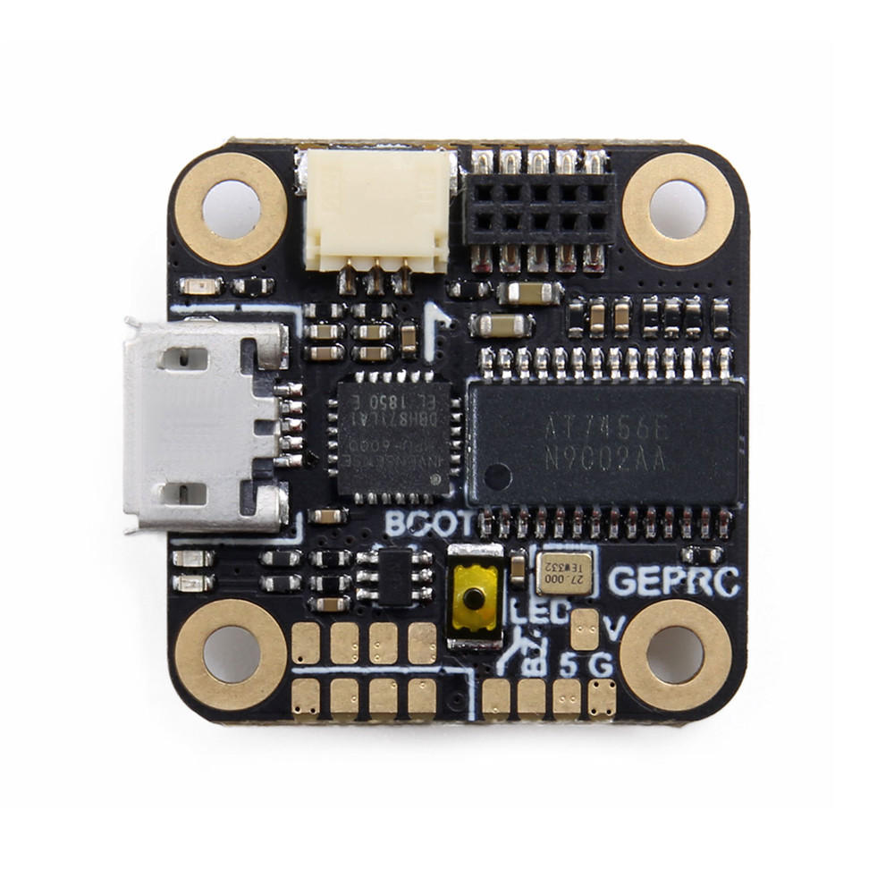 16x16mm Geprc Stable F411 Stack Part F4 Flight Controller AIO OSD BEC for RC Drone FPV Racing