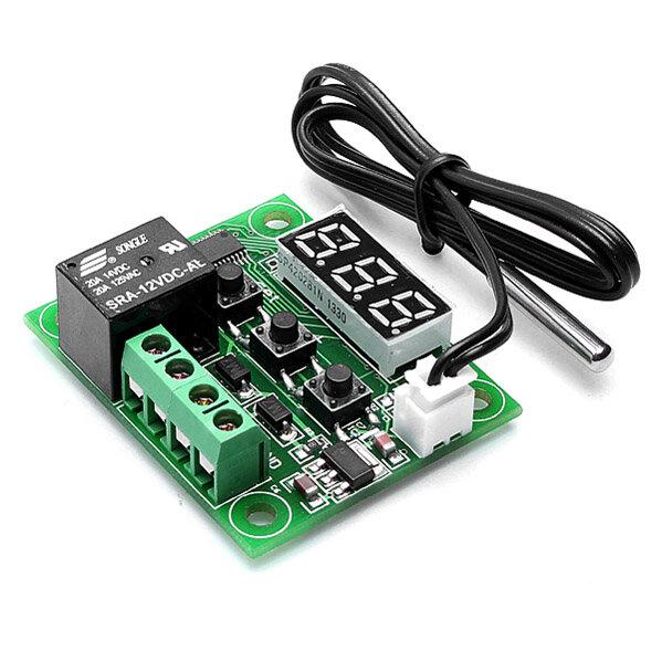 W1209 Digital DC12V Temperature Controller Heat Temp Control Switch Module