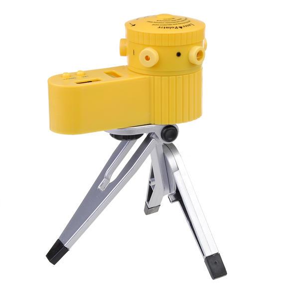 Mini herramienta nivelador nivel láser multifunción con trípode