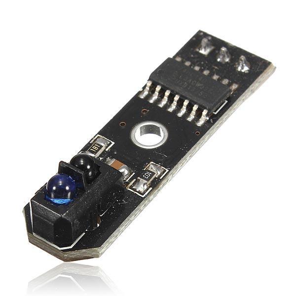 2Pcs 5V Infrared Line Tracking Sensor Module For Arduino