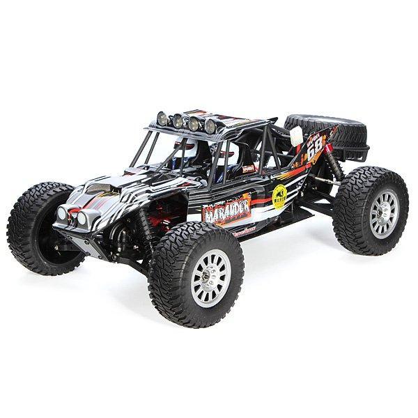 FS Racing 53910 RTR 1/10 2.4G 4WD ناعم 320A ESC RC سيارات المركبات نموذج عشوائي اللون