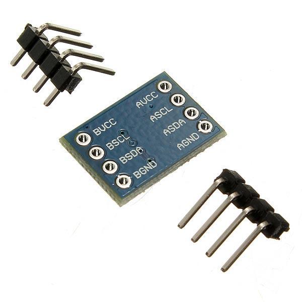 I2C IIC Level Conversion Module Sensor 5V - 3V System Compatible For Arduino