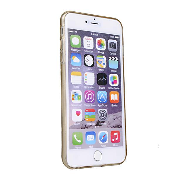 Ốp lưng Rock trong suốt vô hình Soft TPU cho iPhone 6 Plus