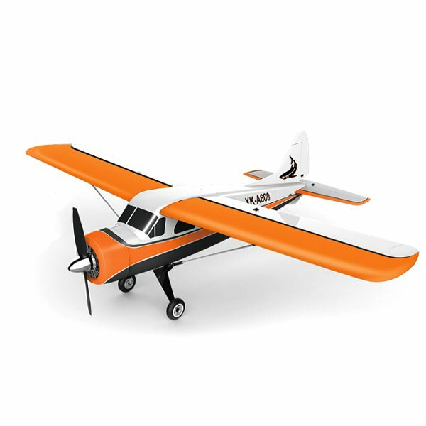 XK DH C-2 DH C2 A600 5CH 3D6G System Brushless RC Airplane Compatible Futaba RTF