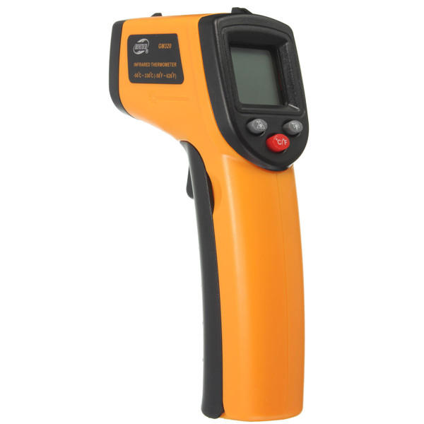NON-CONTACT LCD IR LASER INFRARED DIGITAL TEMPERATURE THERMOMETER GUN 50//550°C
