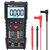 MUSTOOL MT110 Auto Measure Multímetro True RMS Digital 6000 cuentas Pantalla Multímetro + Protección DC1000V de alto voltaje + Retención de datos + Retroiluminación + SIN VALOR COMERCIAL / Función de linterna