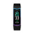 Bakeey LV08 Gradient Design Color Screen Wristband 24 Hours Heart Rate and Blood Pressure Monitor Smart Watch