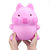Giant Piggy Squishy 26cm Swine Kawaii Pink Pig Scented Slow Rising Rebound Jumbo Cute Toys