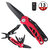 GHK-LP91 13 In 1 Multi-function Folding Tool Kitchen Bottle Opener Sharp Pocket Multitool Pliers Saw Blade Cutter Screwdriver From Xiaomi Youpin