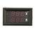 Geekcreit® Mini Digital Voltmeter Ammeter DC 100V 10A Voltmeter Current Meter Tester Blue+Red Dual LED Display