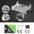 ROCKBROS CNC 3.5-6.2in Bike Motorcycle Electric Bike Cellphone Holder Cellphone Clip Bike Accessories for Iphone/Xiaomi/Samsung/Huawei/GPS