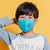 Smartmi 3PCS/Set Air Face Mask Children Anti-Pollution Anti-haze Dustproof Face Mask Outdoor Cycling Sport Breathable Mask From Xiaomi Youpin