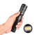 XANES® A85 XHP50 Flashlight 3 Modes Waterproof USB Chargeable Zoomable Work Lamp Camping Hunting Torch Light