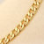 JASSY® Luxury 18K Gold Plated Geometric Chain Necklace Pearl Pendant Long Necklace for Women