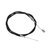 71inch Long Throttle Cable w/ 63inch Inner Wire Casing For Manco ASW Go Cart Kart