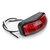 2-SMD LED Side Marker Lights Lampu Izin 12-30 V 54x24mm E4 Merah / Kuning / Putih untuk Truk Trailer Van