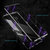 Bakeey Magnetic Adsorption Aluminum Tempered Glass Protective Case For Samsung Galaxy A70 2019
