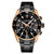 LONGBO 80523 Fashion Full Steel Luminous Display Waterproof Business Style Men Quartz Watch
