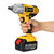 98VF 320Nm 12000mAh Cordless Electric Impact Wrench Drill Screwdriver 110-240V