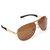 Men's Gold Polarized Sunglasses Driving Eyewear Glasses Outdoor Sport