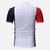 Men Color Block Muscle Fit Golf Shirt
