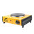 1000W Lab Single Burner Cooking Electric Hot Plate Cast-Iron Single Burner Stainless Steel Heating Stove