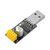 ESP01 Programmer Adapter UART GPIO0 ESP-01 CH340G USB to ESP8266 Serial Wireless Wifi Development Board