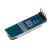 Geekcreit 0.91 Inch 128x32 IIC I2C Biru OLED LCD Display DIY Modul Oled SSD1306 Driver IC DC 3.3 V 5V Untuk PIC