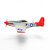 Volantex RC 768-1 Mustang P-51D 750mm Wingspan EPO Warbird RC Airplane PNP