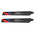 1 Pair XK K130 RC Helicopter Parts Carbon Fiber Main Blade