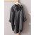 Plus Size S-5XL Solid Color Irregular Hem Loose Blouse Shirt